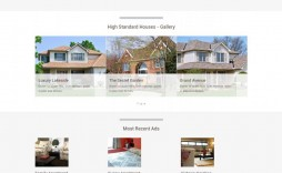 010 Astounding Real Estate Website Template Inspiration  Templates Bootstrap Free Html5 Best Wordpres