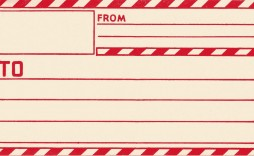010 Awful Cute Shipping Label Template Free Sample