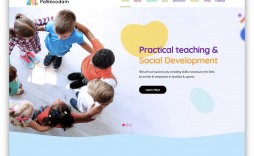 010 Awful School Website Html Template Free Download Image  Responsive With Cs Jquery