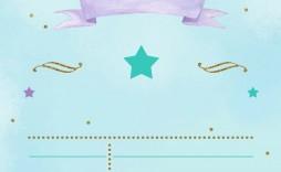 010 Breathtaking Free Mermaid Invitation Template Design  Tail Download