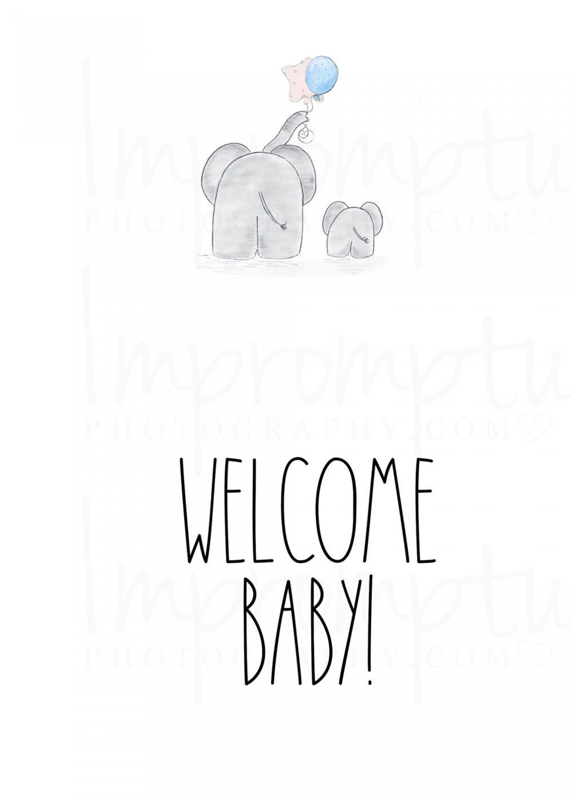 010 Dreaded Baby Shower Card Printable Black And White Highest Quality 1920