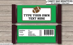 010 Dreaded Hershey Candy Bar Wrapper Template High Definition  Free Word