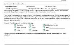 010 Dreaded Room Rental Agreement Template Alberta High Definition