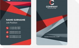 010 Excellent Double Sided Busines Card Template Sample  Templates Word Free Two Microsoft