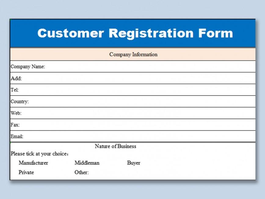 010 Excellent Registration Form Template Free Download Design  Camp Student In Php