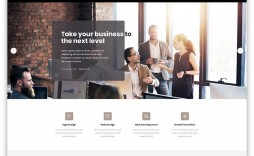 010 Exceptional One Page Website Template Free Download Html Picture  Responsive With Cs Simple