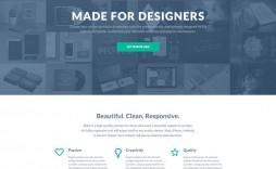 010 Exceptional One Page Website Template Psd Free Download Highest Clarity
