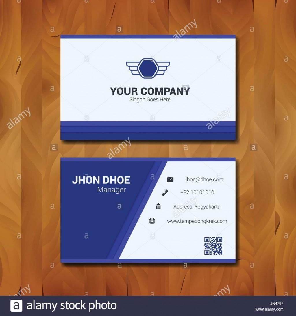 010 Fantastic Simple Visiting Card Design High Definition  Busines Idea Psd File Free DownloadLarge