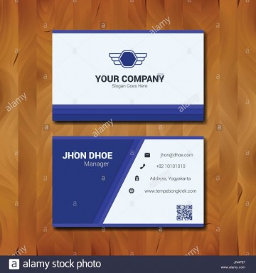 010 Fantastic Simple Visiting Card Design High Definition  Calling Busines Template Free In Photoshop360