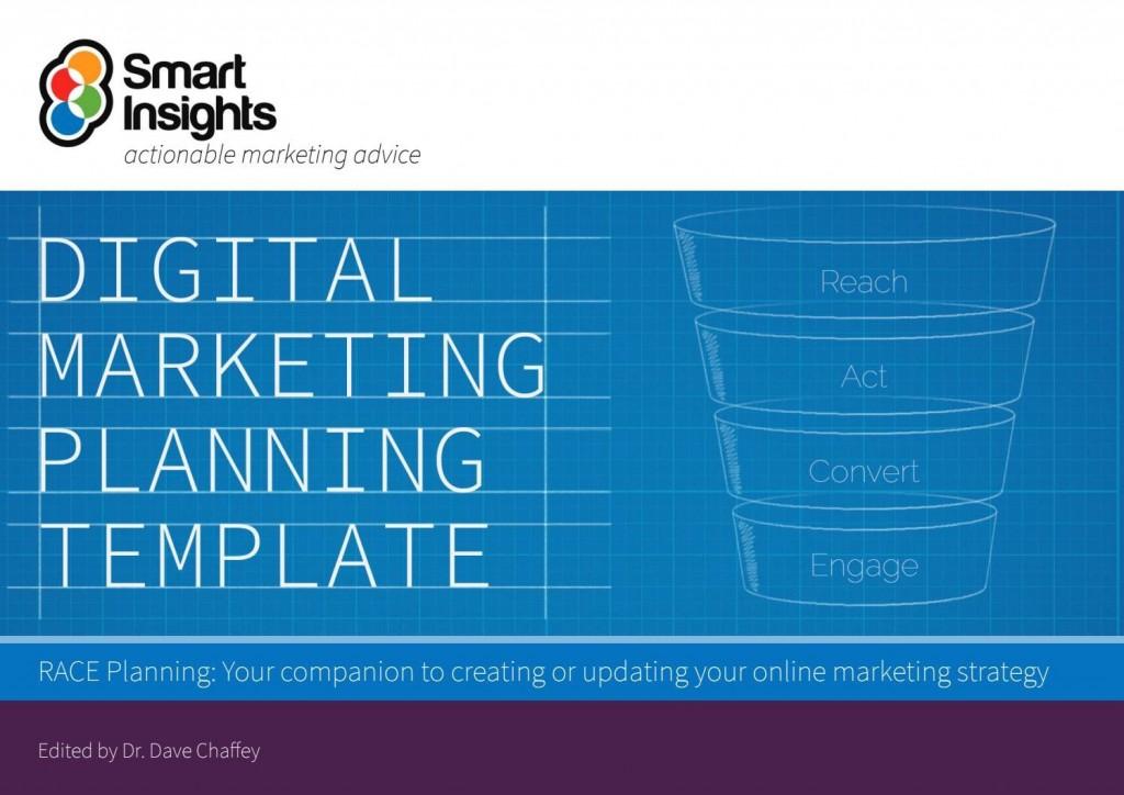 010 Fascinating Digital Marketing Plan Example Doc High Definition  Template SampleLarge