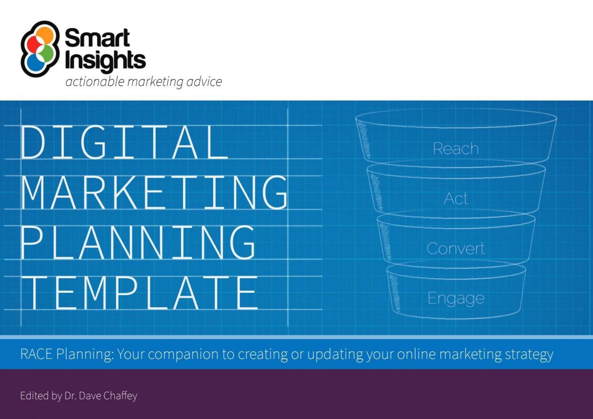 010 Fascinating Digital Marketing Plan Example Doc High Definition  Template Sample1920