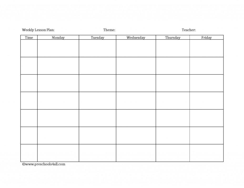 010 Fascinating Pre K Lesson Plan Sample Idea  Nc Template Ga Pre-kLarge