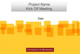010 Fascinating Project Kickoff Meeting Powerpoint Template Ppt High Def  Kick Off Presentation