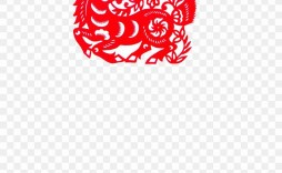 010 Fearsome Chinese Paper Cut Template High Resolution  Templates