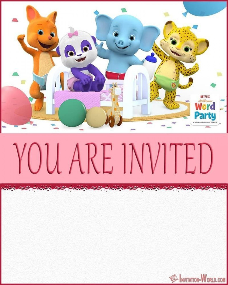 010 Fearsome Retirement Party Invite Template Word Free Sample 960