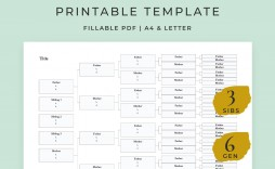 010 Formidable Free Editable Family Tree Template With Sibling Example  Siblings
