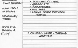 010 Formidable Law School Note Taking Template Inspiration