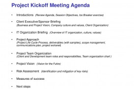 010 Formidable Project Kick Off Email Template High Definition  Meeting Invitation Example