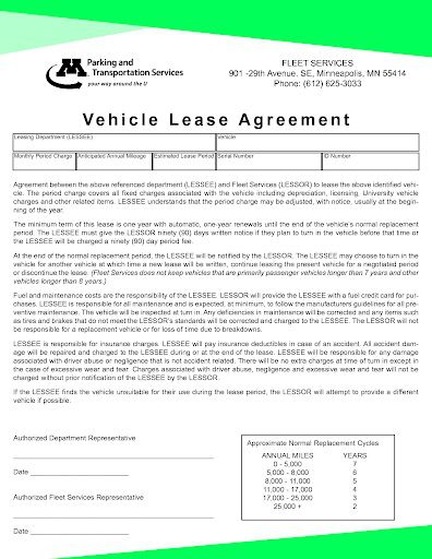 010 Frightening Car Lease Agreement Template High Resolution  Vehicle Ontario Rental Singapore LeasingFull