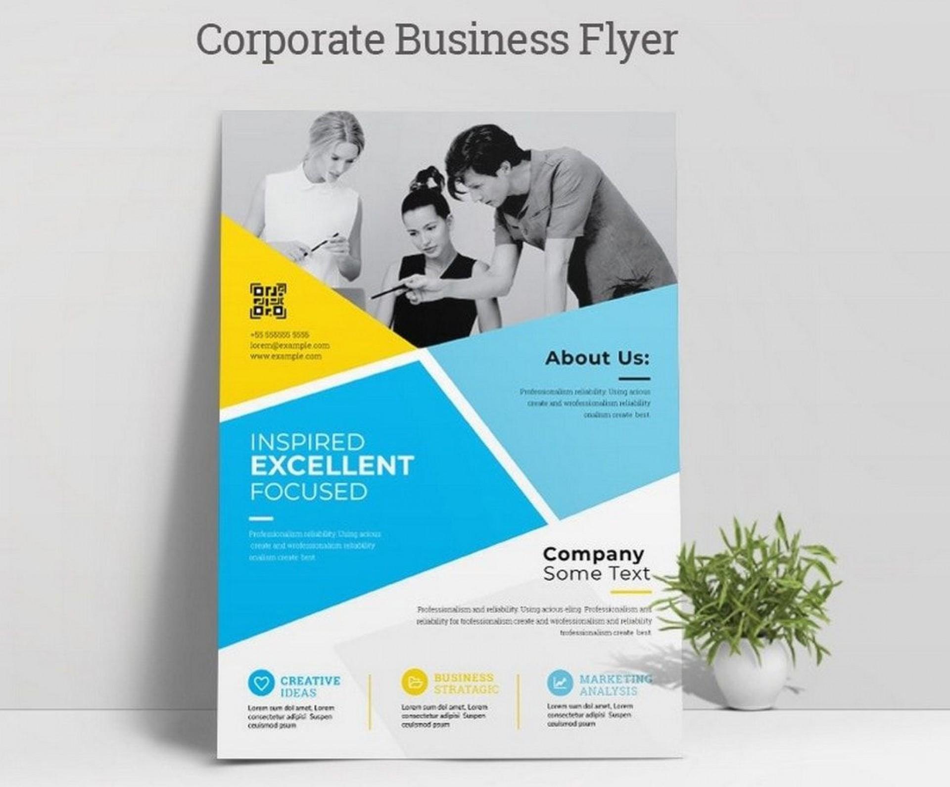 010 Frightening Free Flyer Design Template Inspiration  Templates Online Download Psd1920