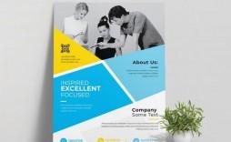 010 Frightening Free Flyer Design Template Inspiration  Templates Online Download Psd