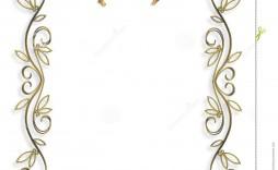 010 Imposing 50th Wedding Anniversary Invitation Template High Resolution  Templates Card Sample Golden