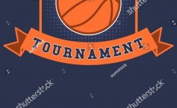 010 Imposing Basketball Tournament Flyer Template High Definition  Word Free
