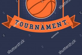 010 Imposing Basketball Tournament Flyer Template High Definition  3 On Free