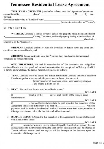 010 Imposing Tenancy Agreement Template Word Free High Resolution  Uk 2020 Rental Doc Lease360