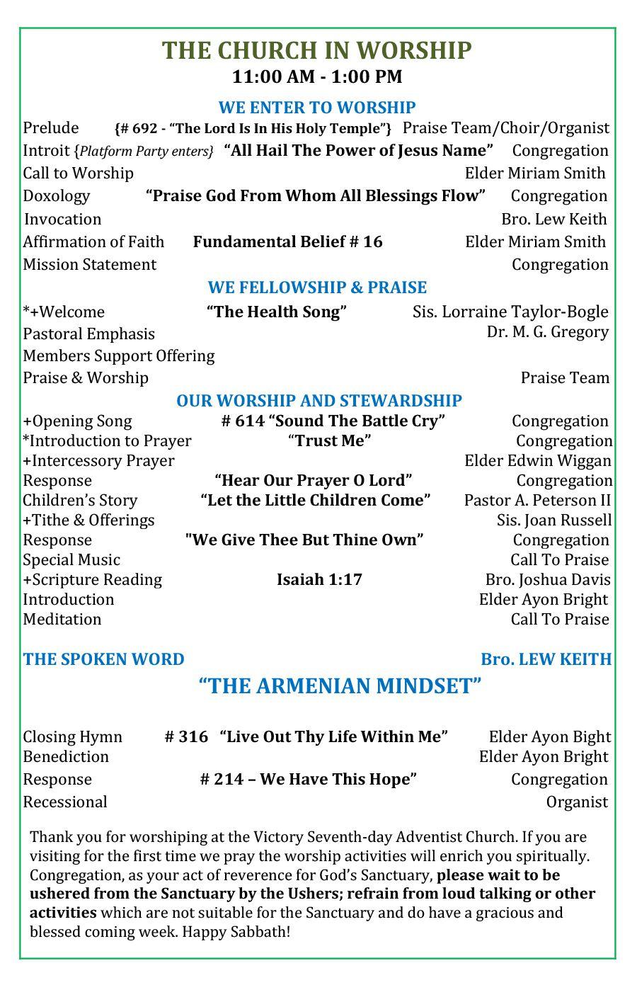 010 Impressive Church Bulletin Template Word High Definition  Program Free WeddingFull