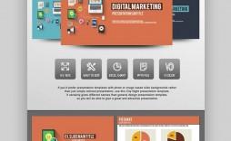 010 Impressive Digital Marketing Plan Sample Ppt Idea