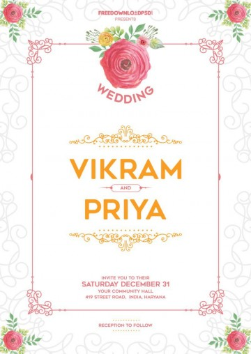 010 Impressive Free Download Invitation Card Design Software High Definition  Wedding For Pc Indian360