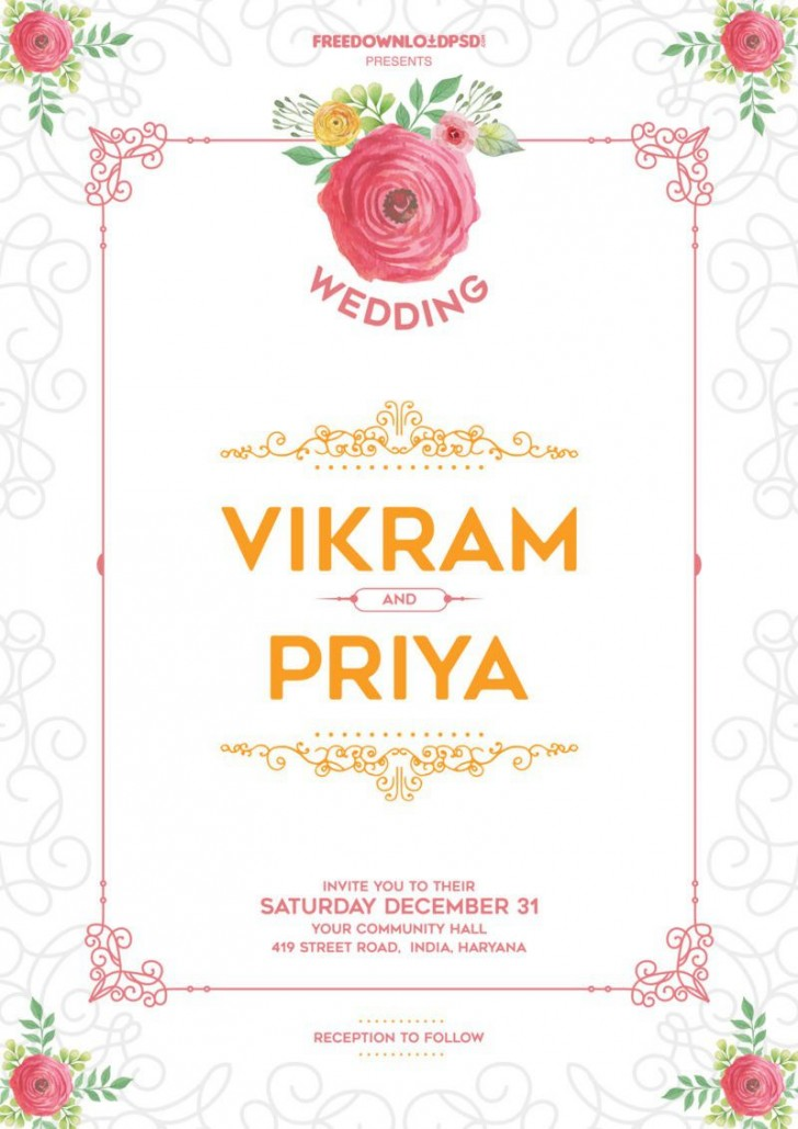010 Impressive Free Download Invitation Card Design Software High Definition  Wedding For Pc Indian728