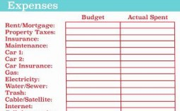010 Impressive Free Monthly Budget Template Download Concept  Home Worksheet Excel Income And Expense