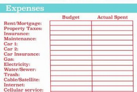 010 Impressive Free Monthly Budget Template Download Concept  Excel Planner