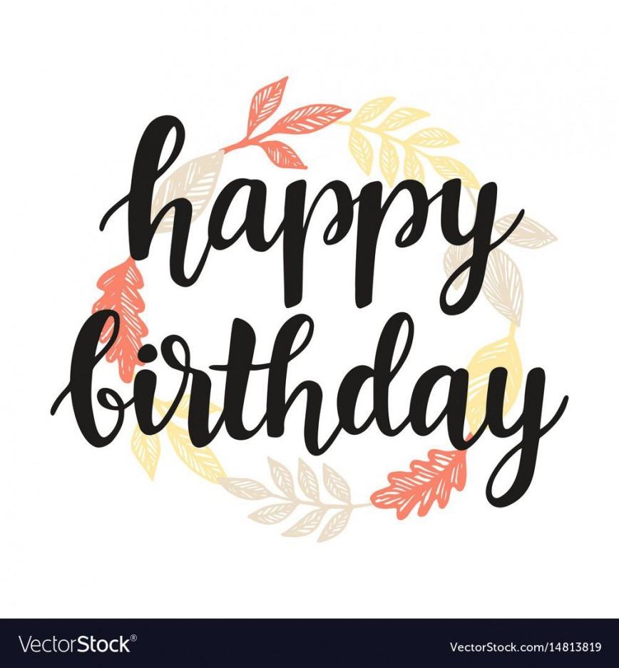 010 Impressive Happy Birthday Card Template For Word Design
