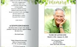 010 Incredible Free Funeral Program Template High Definition  Word Catholic Editable Pdf