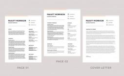 010 Incredible Free Printable Resume Template 2019 Design