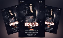 010 Incredible Party Flyer Psd Template Free Download Highest Clarity  Rave