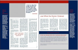 010 Incredible Publisher Newsletter Template Free Inspiration  Microsoft Office Download320