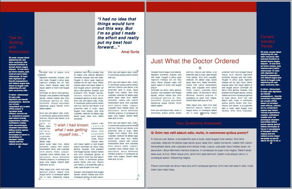 010 Incredible Publisher Newsletter Template Free Inspiration  Microsoft Office Download960