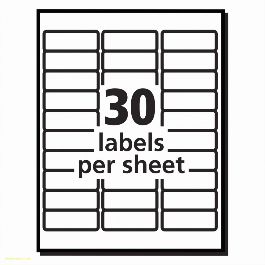 010 Magnificent Free Avery Addres Label Template For Mac High Definition  5160868