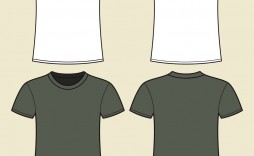 010 Magnificent T Shirt Template Design Concept  Psd Free Download Editable