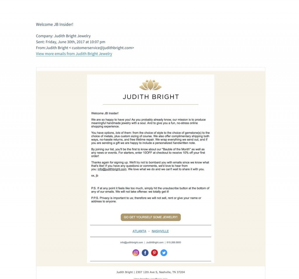 010 Marvelou Join Our Mailing List Template High Definition  EmailLarge
