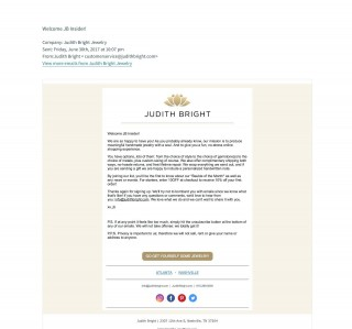 010 Marvelou Join Our Mailing List Template High Definition  Email320