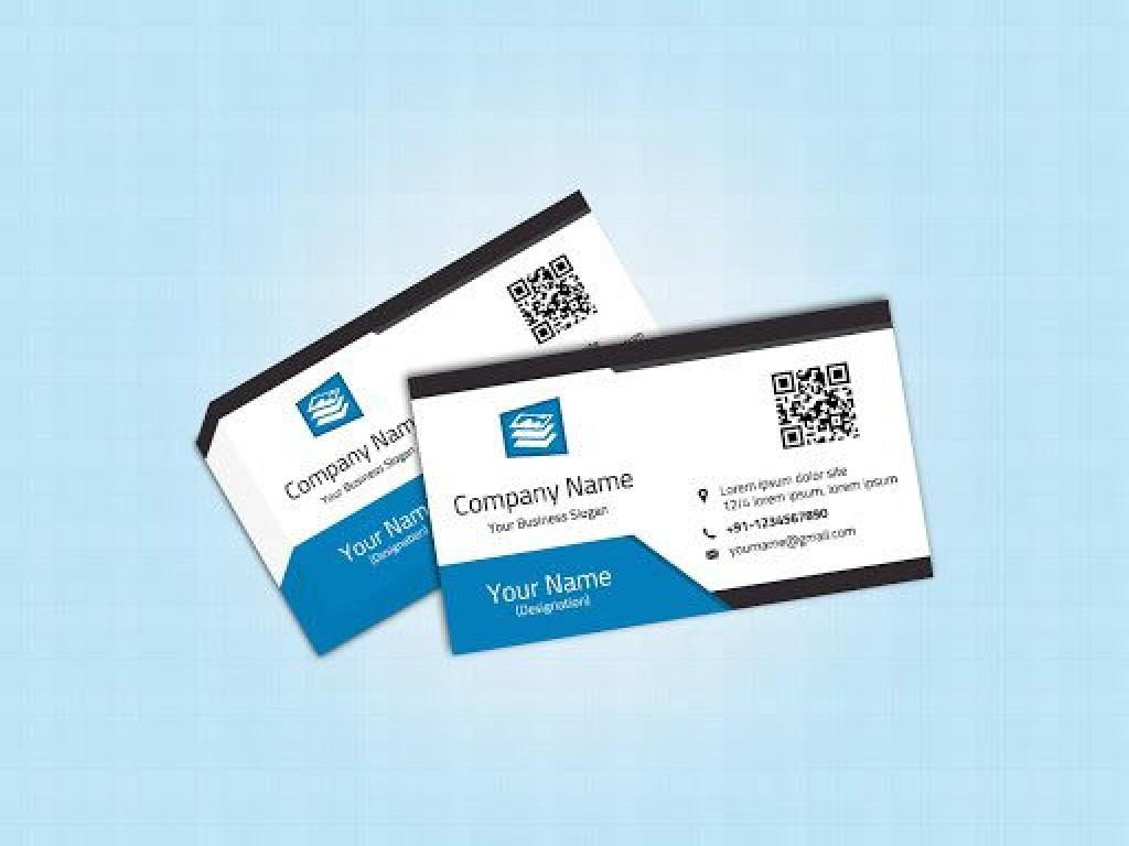 010 Outstanding Free Visiting Card Design Psd Download High Def  Busines RestaurantLarge
