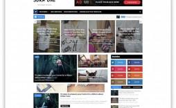 010 Phenomenal Best Free Responsive Blogger Template 2015 Photo