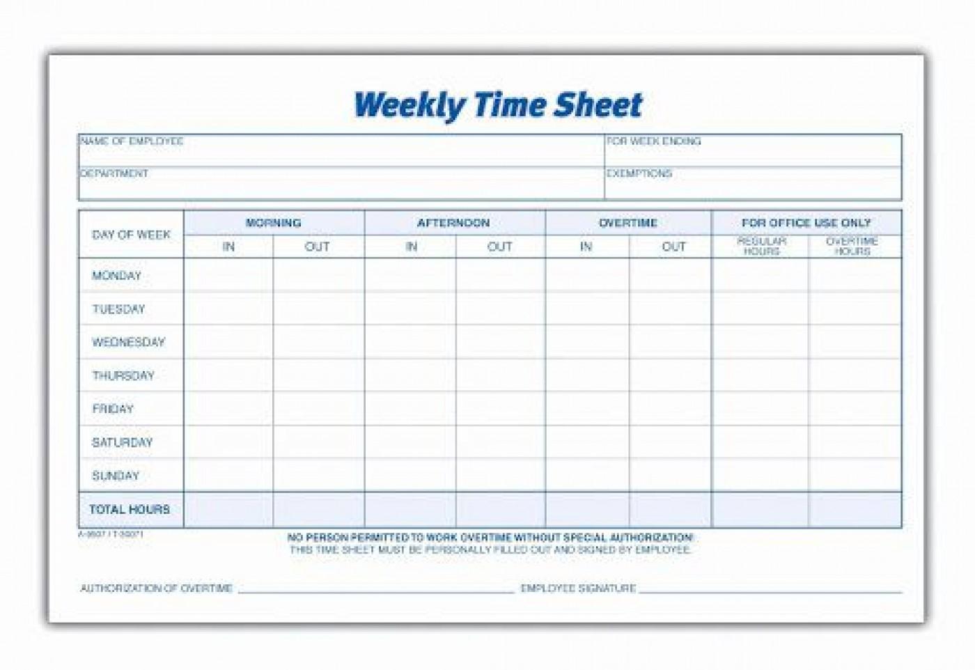 010 Phenomenal Free Employee Sign In Sheet Template Idea  Schedule Pdf Weekly Timesheet Printable1400