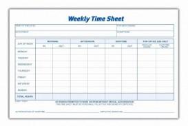 010 Phenomenal Free Employee Sign In Sheet Template Idea  Schedule Pdf Weekly Timesheet Printable
