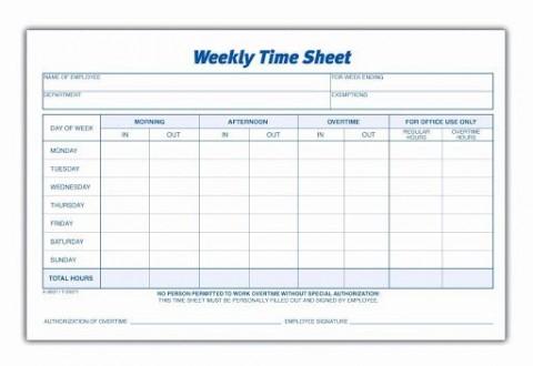 010 Phenomenal Free Employee Sign In Sheet Template Idea  Schedule Pdf Weekly Timesheet Printable480